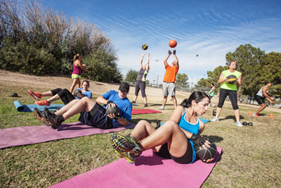 Image: Bootcamp Class