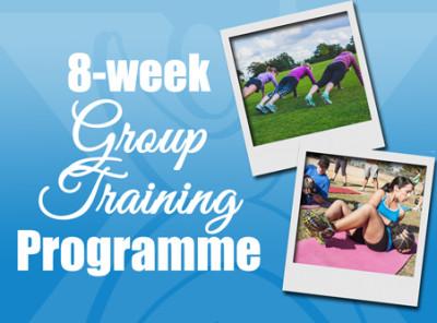 8-week Jump Start Group Programme