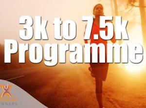 3k to 7.5k Programme